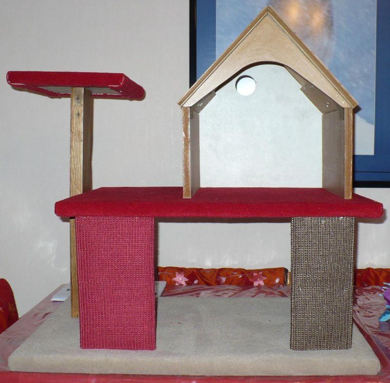 arbre chat special. Black Bedroom Furniture Sets. Home Design Ideas