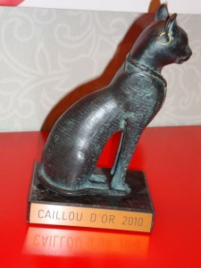 Caillou d'Or 2010