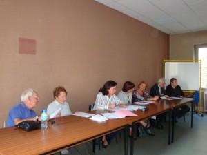 Assemblée générale 2010 SPA des Cailloux
