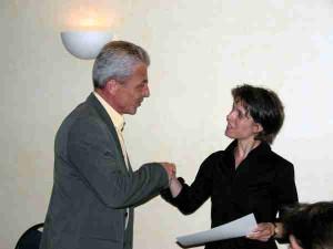 Remise des distinctions 2006