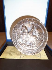 Le sceau de Marie de Bourgogne.