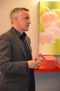 Francois-Xavier Dugoud Premier Vice-Président du Conseil Départemental