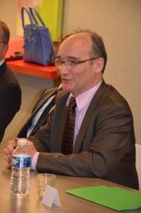 Eric Dumoulin directeur départemental de la protection des poupulations