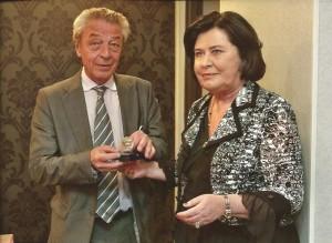 M Millot et Mme Bacqué compagnons 14-20002